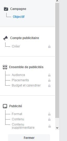 Le guide pour créer une campagne Facebook