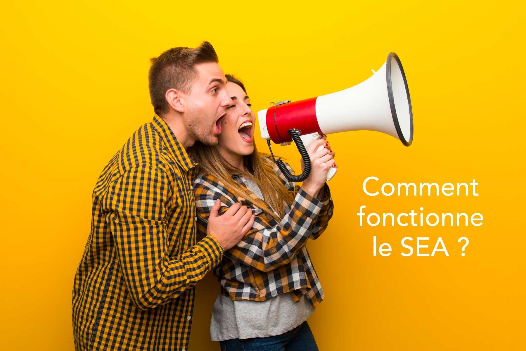 Comment fonctionne le SEA et les liens sponsorisés avec Google