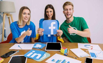 Comment faire une création de page Facebook professionnelle avec webmasterautop