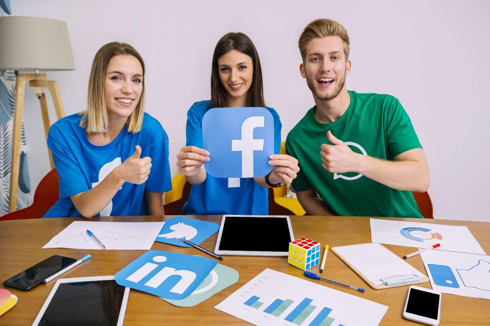 Comment faire une création de page Facebook Professionnelle